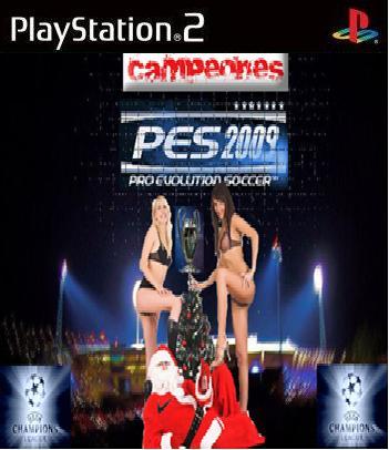 Descargar PES 2009 Parcheado Solo Campeones [Spanish] por Torrent